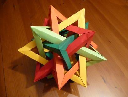 Intersecting Tetrahedra Step 5