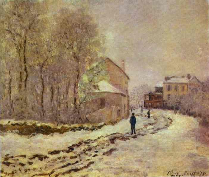 paintings by monet