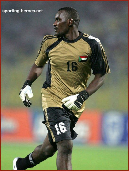 Mahjoub El Moez - Sudan - African Cup of Nations 2008