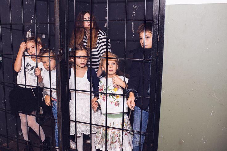"""Даже самые суровые загадки квеста """"Побег из тюрьмы"""" дети проходят весело и легко! #Квесты"""