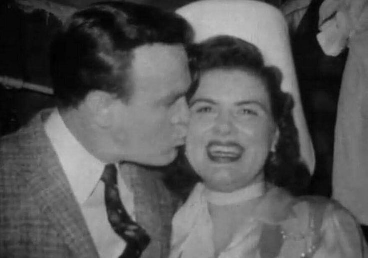 Patsy Cline and Eddie Arnold