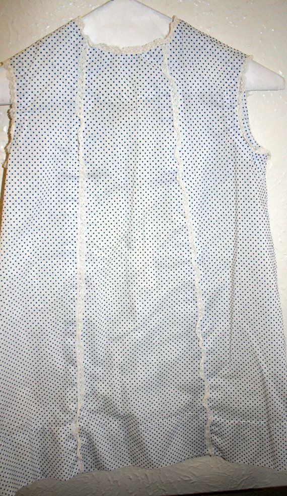 Vintage, Pre-k age, Girl's Pinafore Dress
