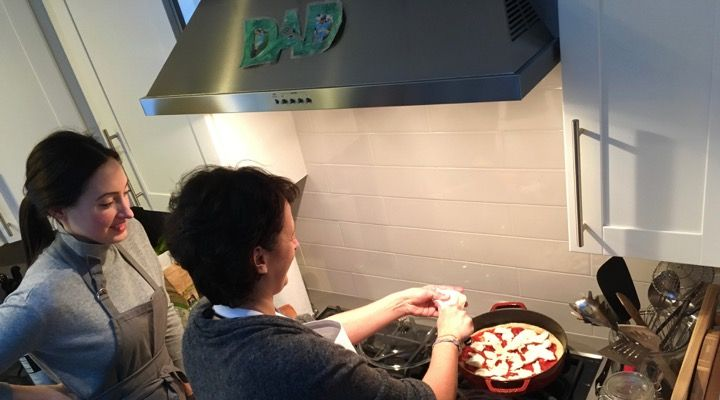 Basic Italian Pizza dough recipe step-by-step