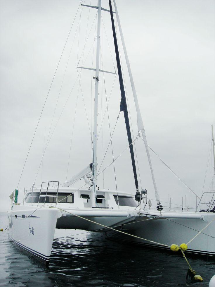 F Eb Fd F Bc Bcf C D on Lagoon 440 Catamaran Layout