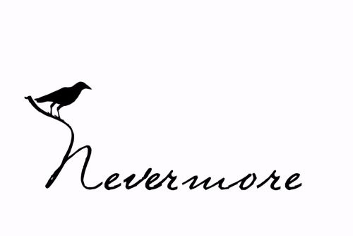 nevermore tattoo | Tumblr