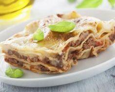 Lasagnes à la bolognaise et mascarpone : http://www.fourchette-et-bikini.fr/recettes/recettes-minceur/lasagnes-la-bolognaise-et-mascarpone.html