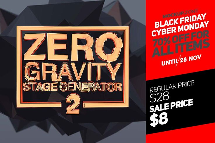 nice Zero Gravity Stage Generator V2  #3d #3DEFFECT #apple #flyer #GRAVITY #magazine #MOCK #mockup #presentation #print #screen #showcase #stage #UP #ZERO
