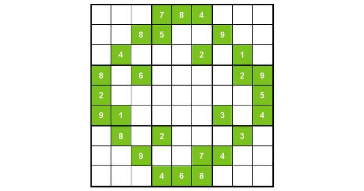 SUDOKU. Ťažké sudoku #7796. Tažké sudoku pre všetkých, ktorí si radi ponamáhajú mozgové závity
