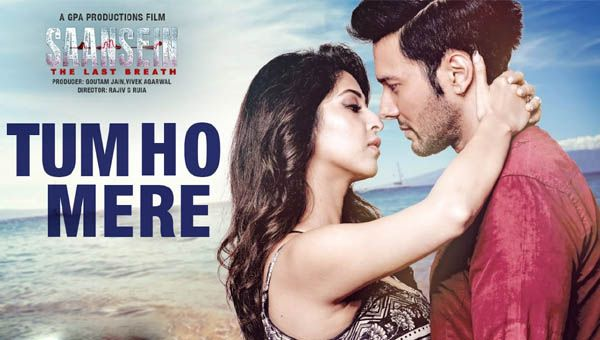 "Tum Ho Mere Lyrics from Bollywood Movie ""Saansein"" (2016). A beautiful song is sung by Najam Bajwa. Tum Ho Mere song starring Rajneesh Duggal"