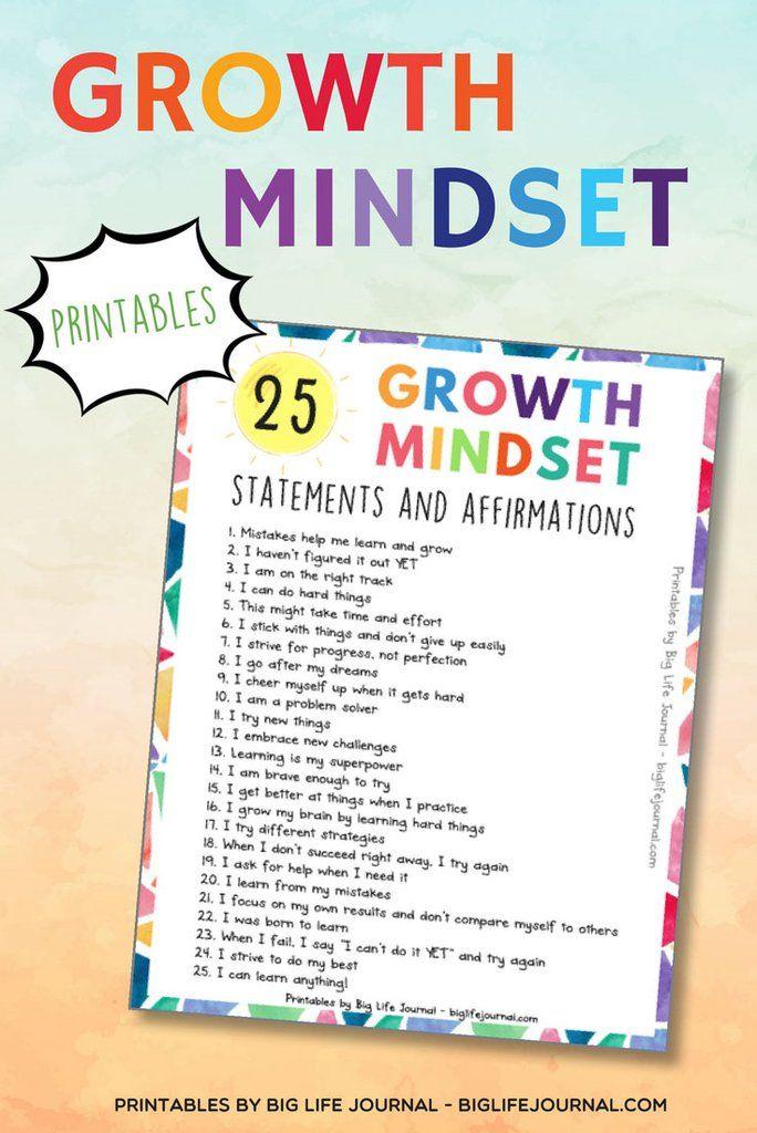 7 Activities To Help Your Child Develop A Positive Attitude Positive Attitude Activities Positive Attitude Growth Mindset Statements Positive attitude activities worksheets