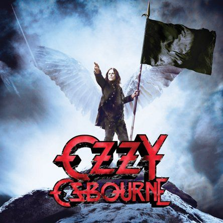 Ozzy Osbourne's SCREAM.  Awesome cover, but I would have liked to see something on the flag or some bats around him. Something like that I don't know. - BW