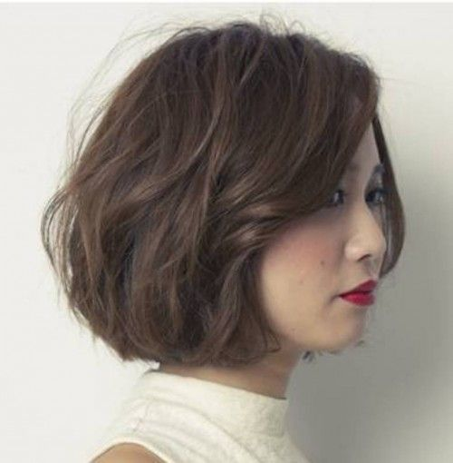 Simple Short Women Japanese Haircut - Short Hair : VictorHugoHair ...