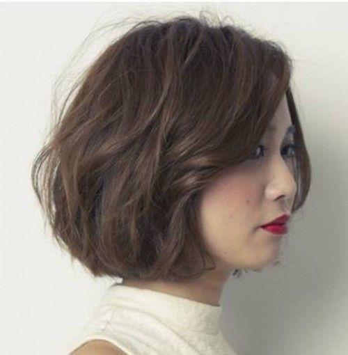 Simple Short Women Japanese Haircut - Short Hair : VictorHugoHair ...