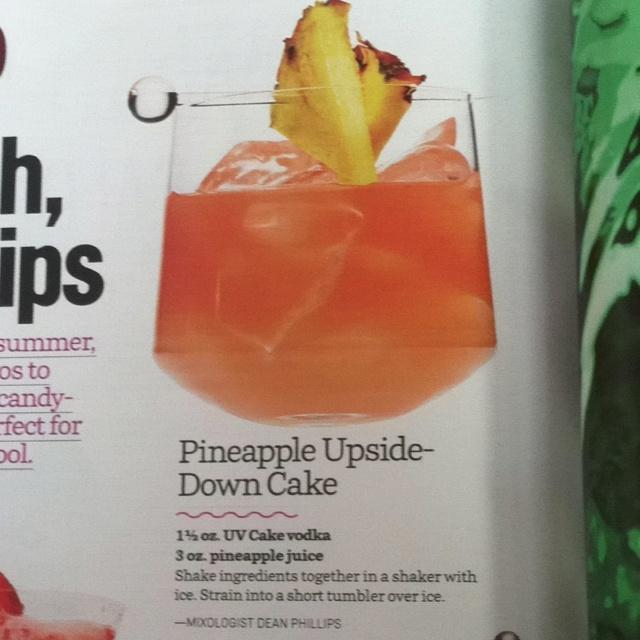 Malibu Pineapple Upside Down Cake Recipes