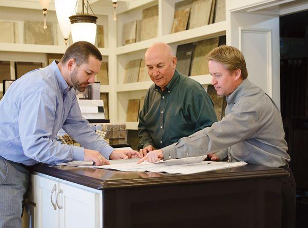 Michael Wemberly Tim Derr And Alan Raymond Modern Home Renovation Kingwood
