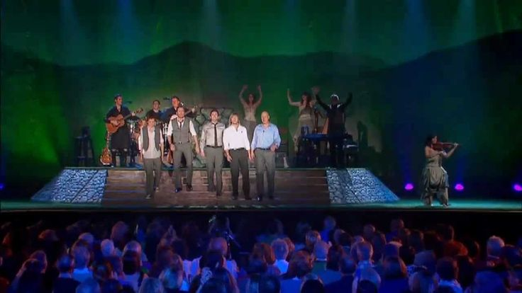 "Celtic Thunder Heritage - ""A Place in the Choir"""