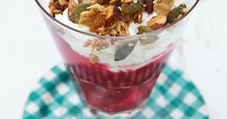 En skøn mundfuld til både morgenmad, brunch, mellemmåltid og dessert - hverdag, weekend og fest. Himmelsk!