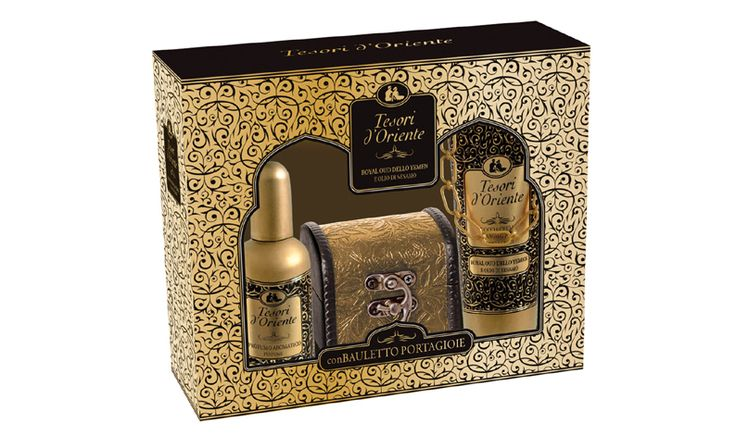 Idea regalo - Tesori d'Oriente Speciale Pack Natalizi - Diemmemakeup