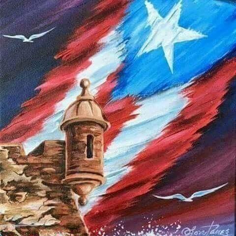 Dios Bendiga,Mi Puerto Rico