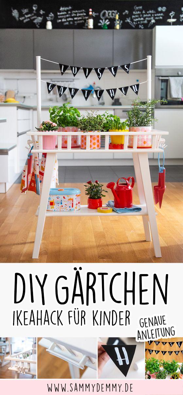 DIY Garten für Kinder