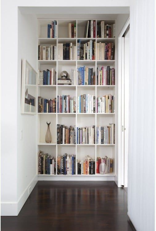 #hallway #storage 13 Clever Built-Ins for Small Spaces | Apartment Therapy