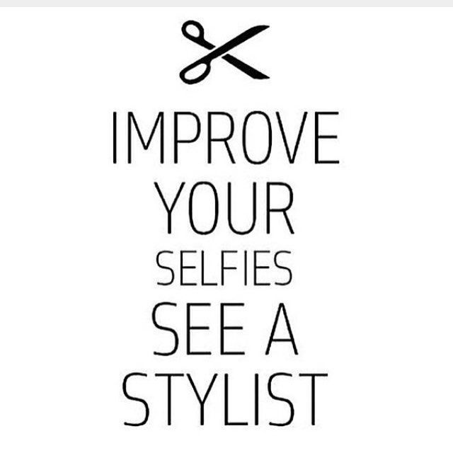 #HairQuotes : Improve your selfies see a stylist Got your new year resolutions set yet? Make sure you add a new hairdo to the list and to look your best head to a Gold Class select salon (find a list on our website link in bio). Book your consultation now! #hairextensions #newyou #newhair #newlook #resolutions #Elite10 #selectsalons #consultations