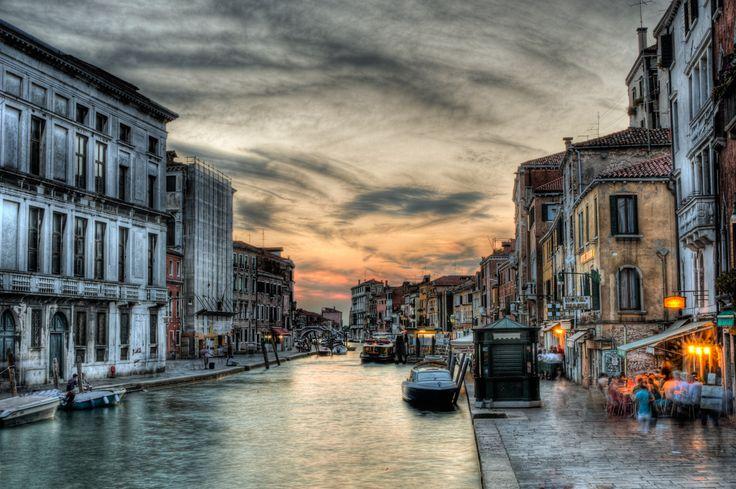 "Ian Robert Knight artwork - ""Venice Sunsets"" dip2 b on www.reddotart360.com"