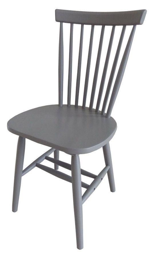 Rib Dining Chair Shale | pr home