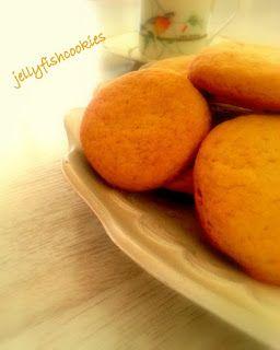 jellyfish cookies: Tereyağlı çörek (Biscuit)
