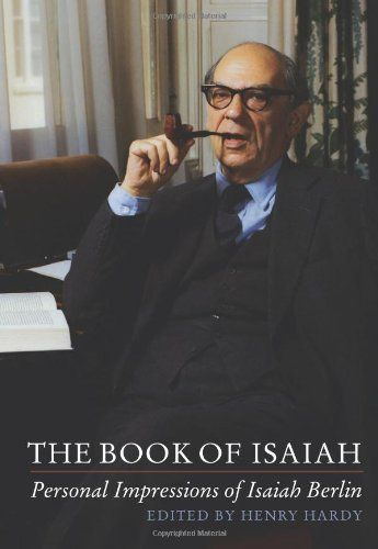 The best books on Isaiah Berlin. https://fivebooks.com/interview/henry-hardy-on-isaiah-berlin/