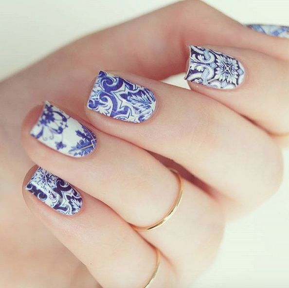 The Best of Summer Nail Art Blog by Pampadour #nails #pampadour