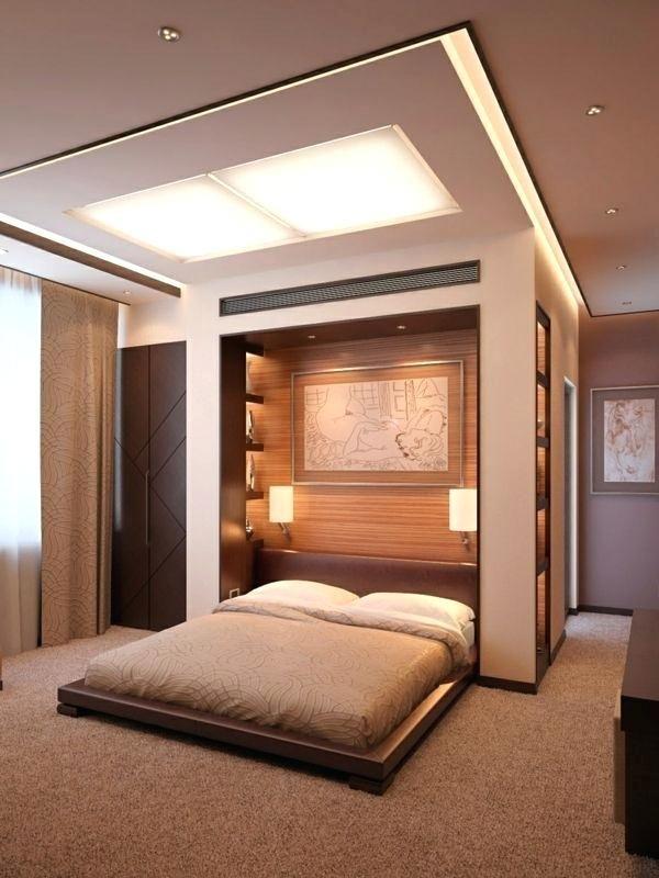 Chambre japonaise moderne lit style japonais chambre a coucher chambre faux plafond plafond - Chambre a coucher style chinoise ...
