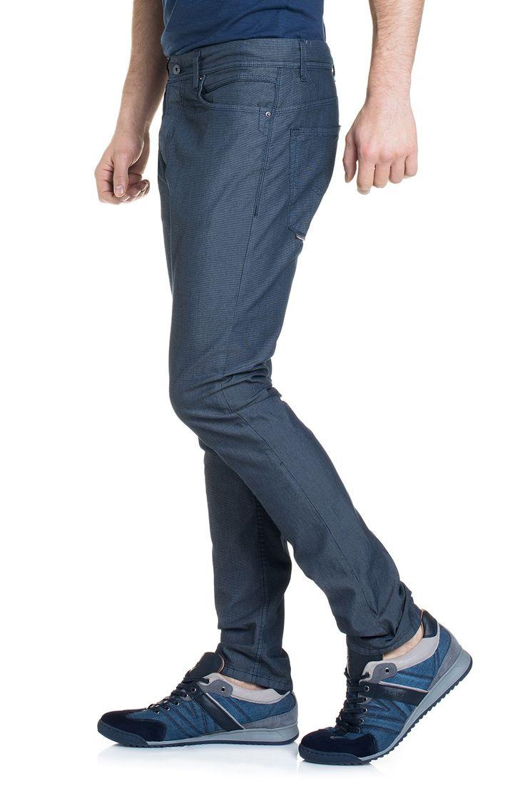 Pantalón fantasía Slender azul oscuro | 114658 | Salsa