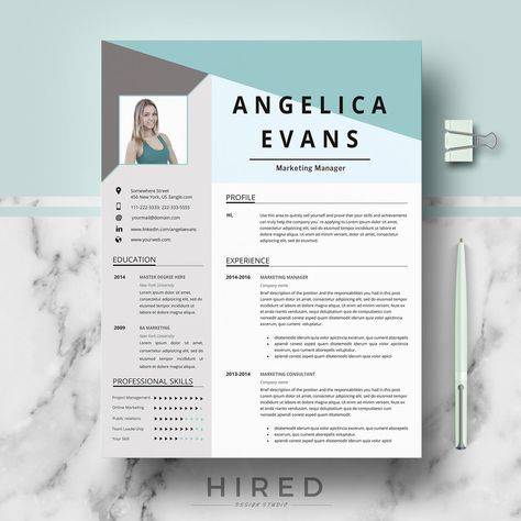Best 25+ Modern resume template ideas on Pinterest Modern resume - design resume templates free