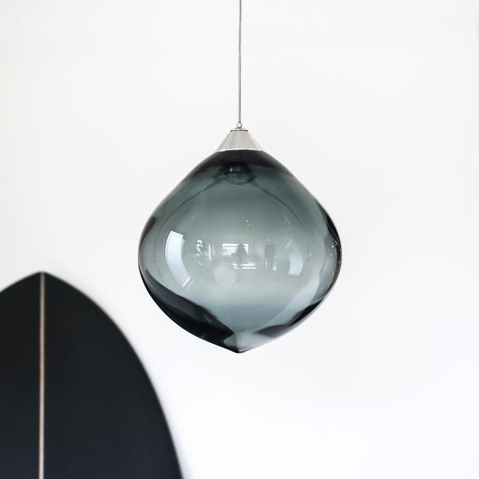 Image Result For Black Hand Blown Glass Pendant Lights Australia Blown Glass Lighting Pendant Light Blown Glass Pendant Light