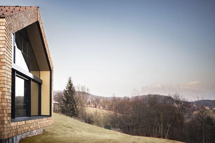 Am Steinbruch / noa* network of architecture – nowoczesna STODOŁA   wnętrza…