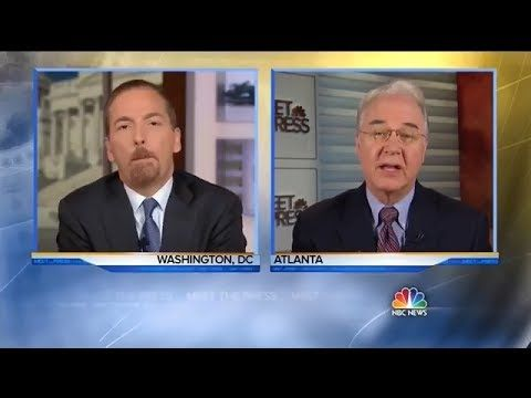 Chuck Todd Calls Out Trump HHS Secretary Tom Price For Being A Gutless Coward