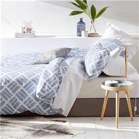 Blake Blue Bedroom Bundle (3 items)