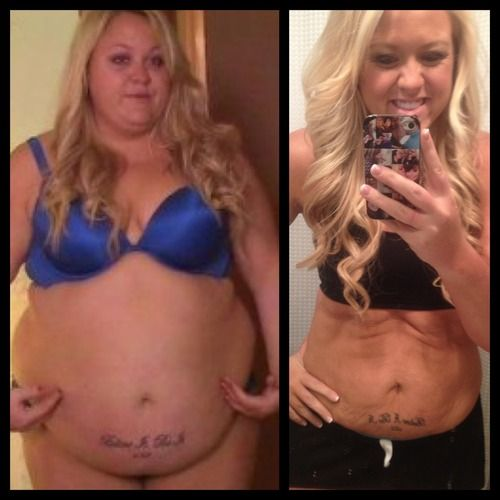 Funeral For My Fat, Transformations