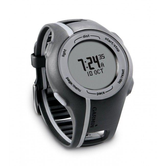 Relógio Esportivo Garmin Forerunner 110 com GPS - Mede Tempo, Distância, Ritmo e Calorias