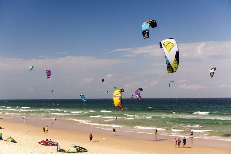 Kitesurfen | Vrouwenpolder | Noord-Beveland | Zeeland | www.ruiterplaat.nl
