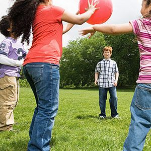 What about capture the flag, etc. lots of sports rules @ gameskidsplay.net