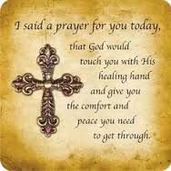prayers for healing and strength - Google Search