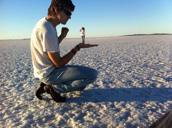 Lake Gairdner, South Australia