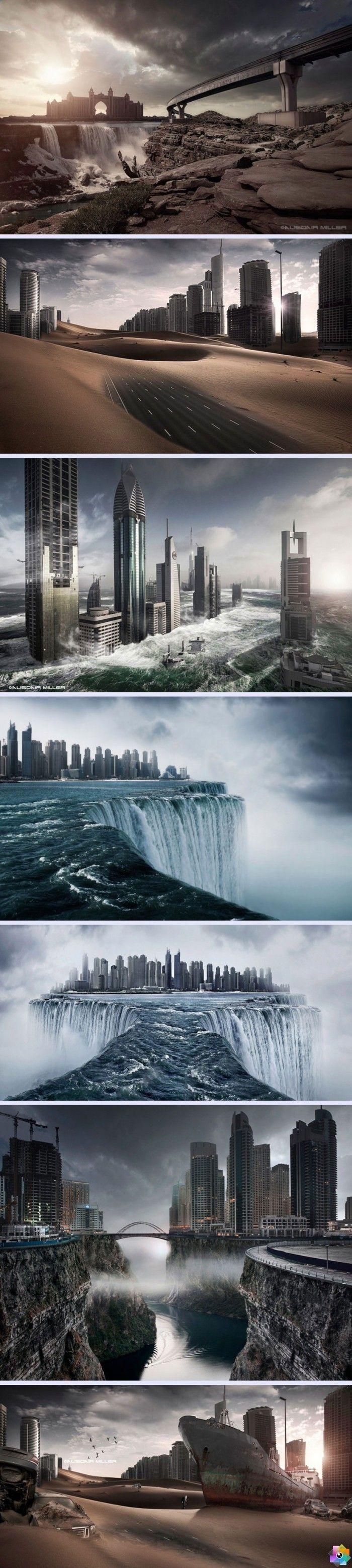 Post Apokaliptik Dubai