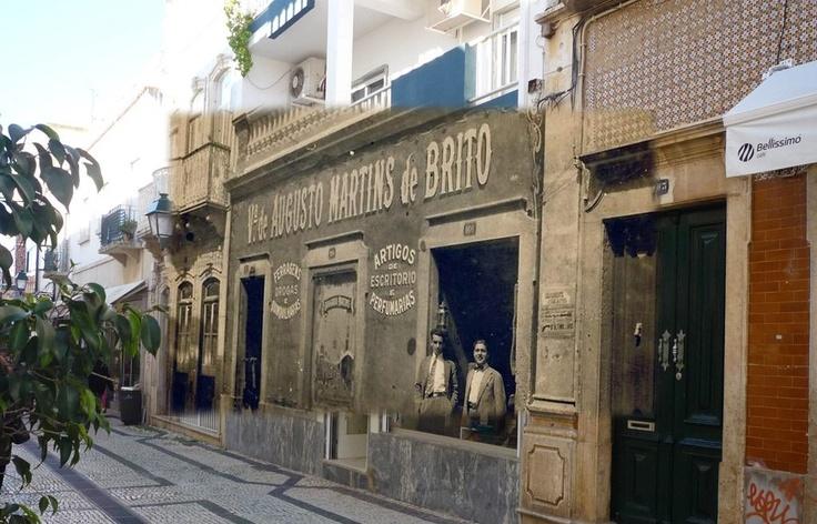 Rua do Comércio - Olhão