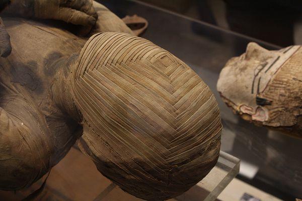 Просто мумия – Мифология Лавкрафта