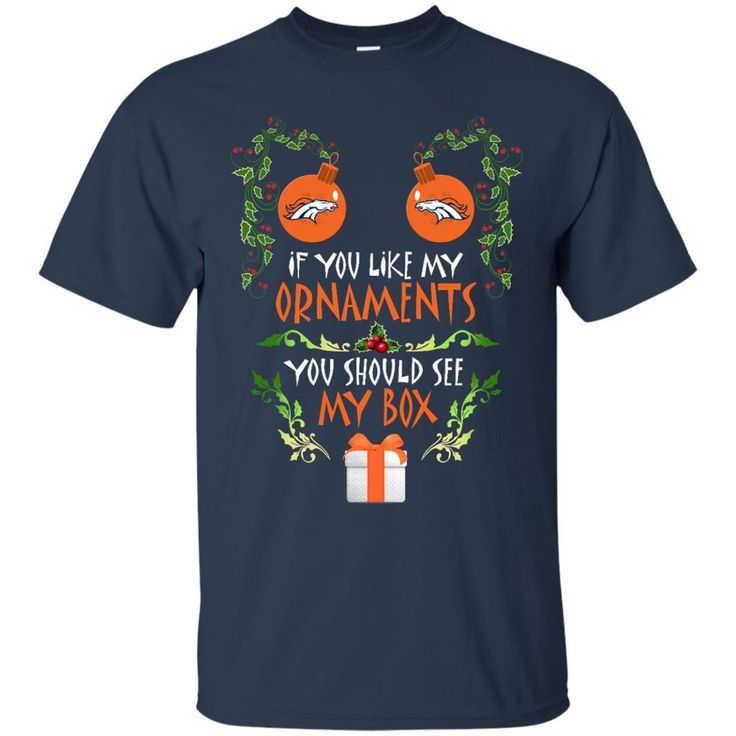 You Should See My Box Denver Broncos T Shirts – Best Funny Store