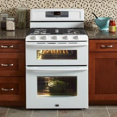 double oven gas range with convection - Gas Range Double Oven