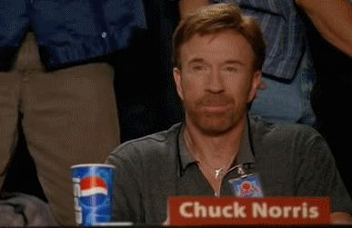 Chuck Norris approves